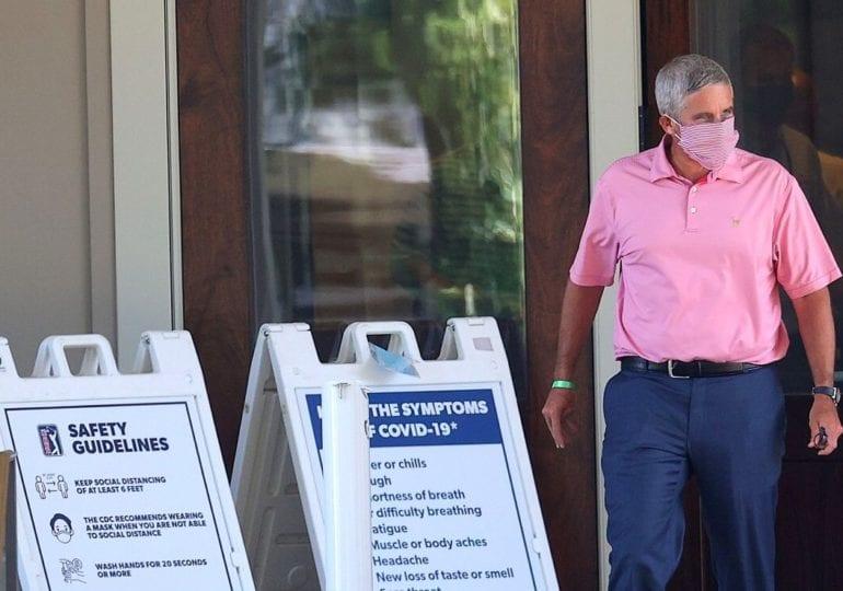 Weitere positive Corona-Tests auf PGA Tour