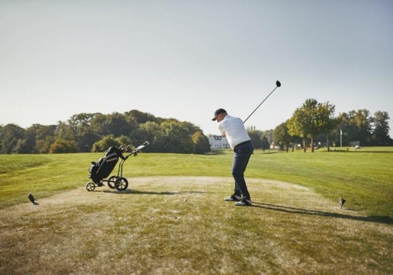 Golf spielen lernen #3: Der richtige Schwung