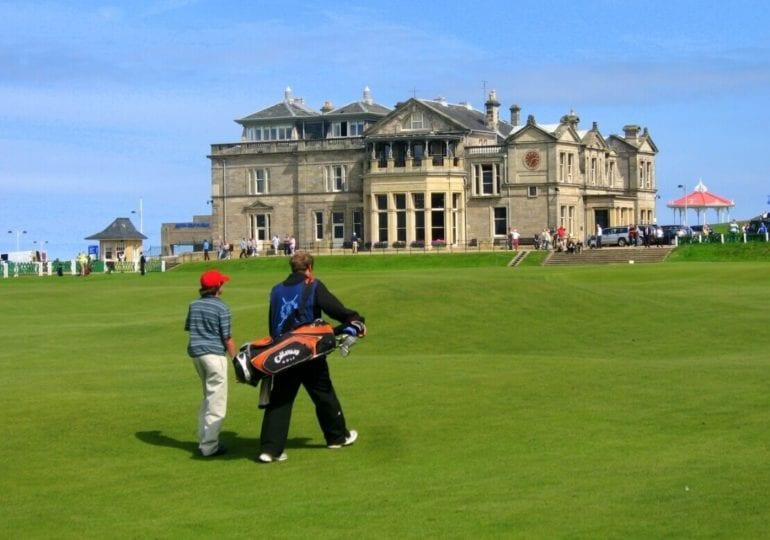 Shortlist: Fünf der legendärsten Golfplätze der Welt