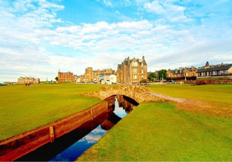 Die Geschichte des Royal and Ancient Golf Club of St Andrews