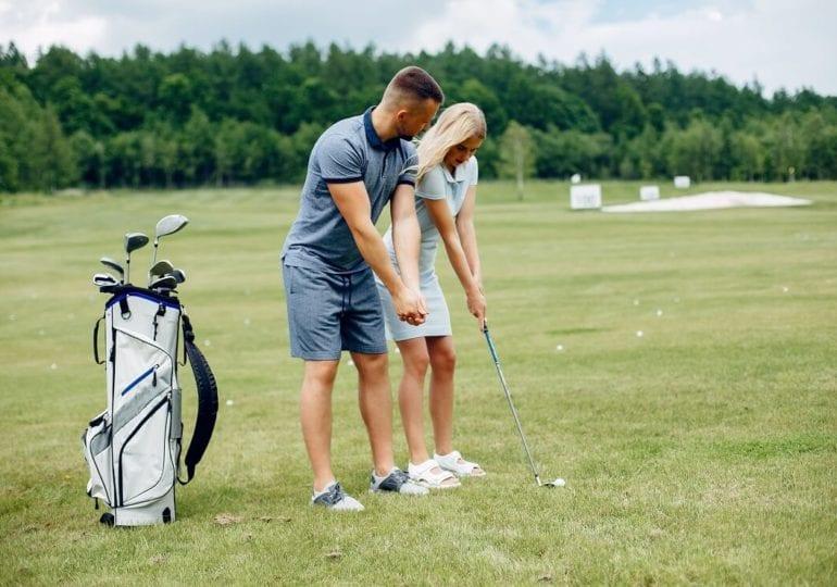Golf spielen lernen #5: Der Pitch