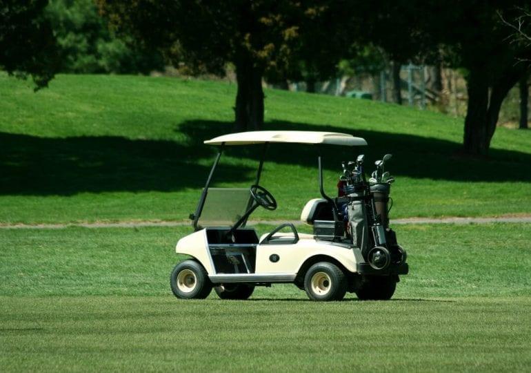 Das Golfmobil – Ein Markenzeichen des grünen Spiels