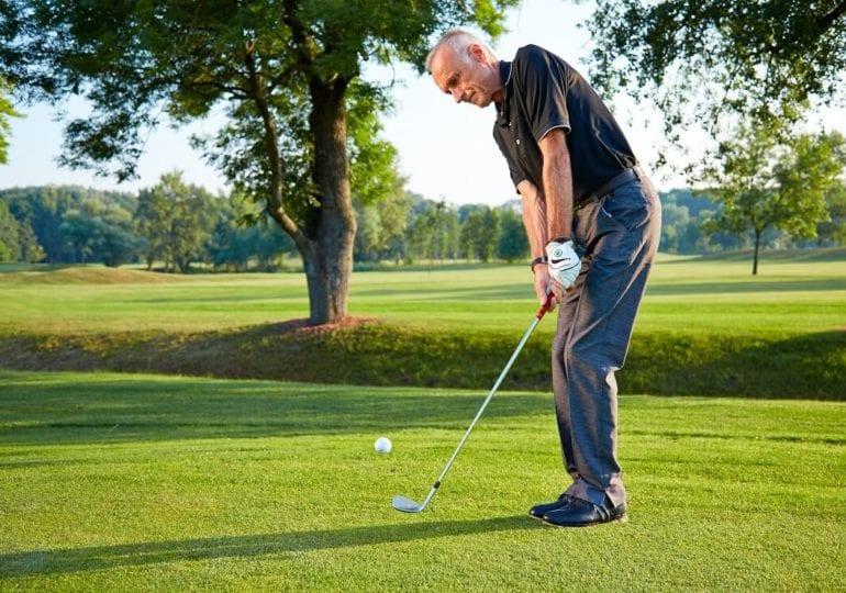 Golf spielen lernen #4: Der Chip