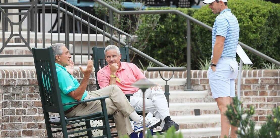 Die Kontroverse um die Premier Golf League