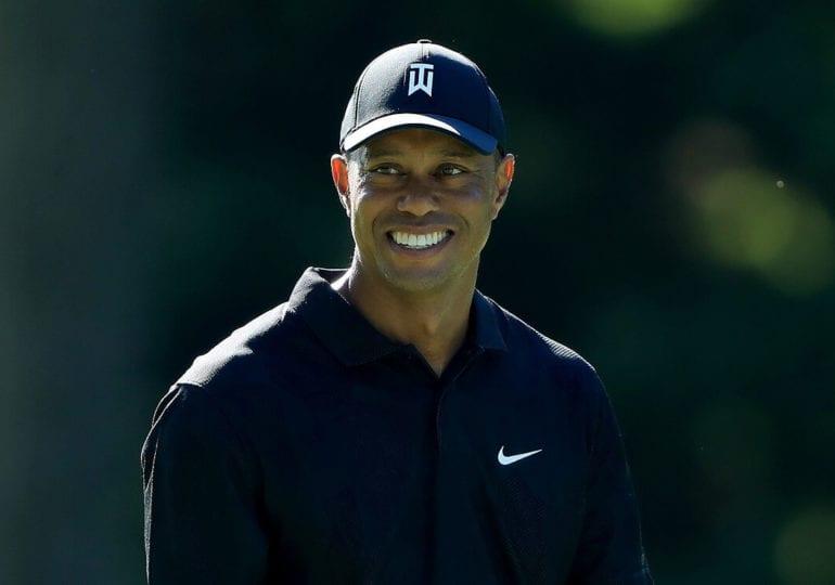 Tiger Woods und die Top 5 beim Memorial Tournament