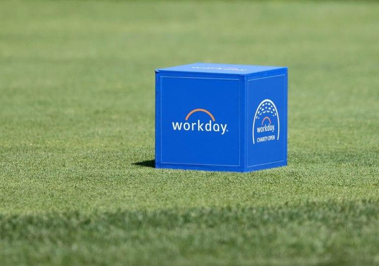 Reichlich Prominenz bei der Workday Charity Open