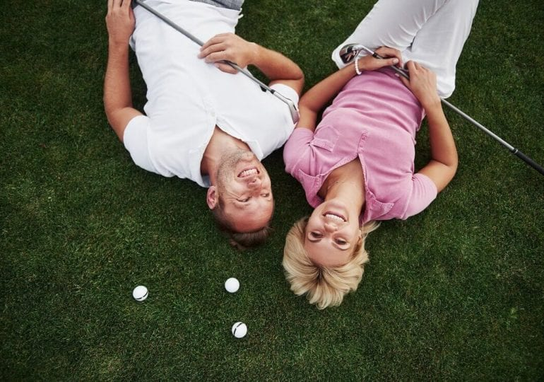 Golf und Ernährung #4: Sich etwas gönnen