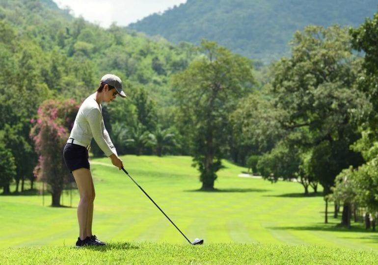 Golf spielen lernen #6: Der Drive