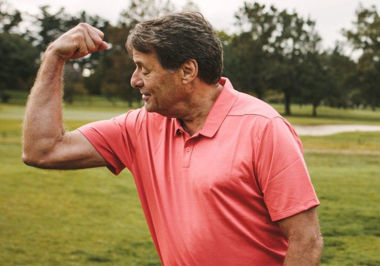 Stärkung der Rückenmuskulatur für Golfer