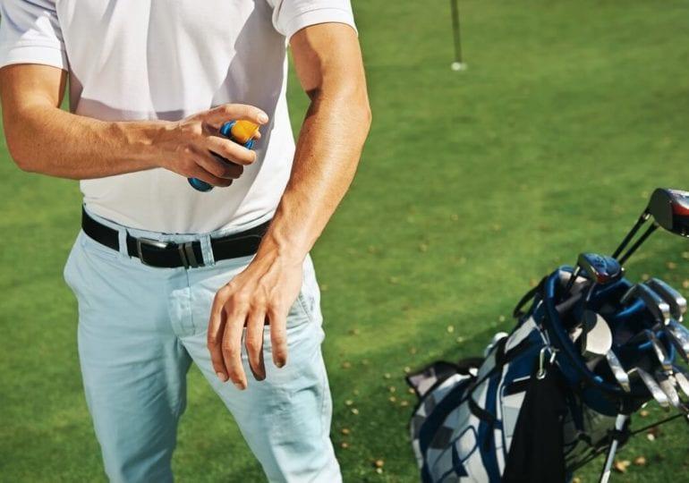 Der richtige Sonnenschutz für den Golfplatz