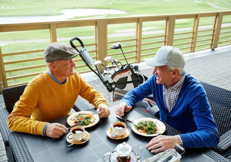 Golf und Ernährung #3: Nach dem Spiel