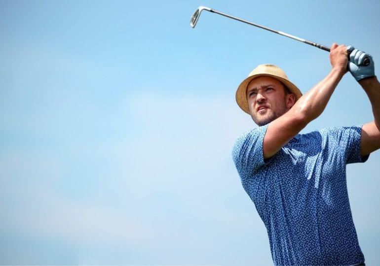 Golfplatz statt Bühne: Prominente Golfliebhaber aus dem Showgeschäft
