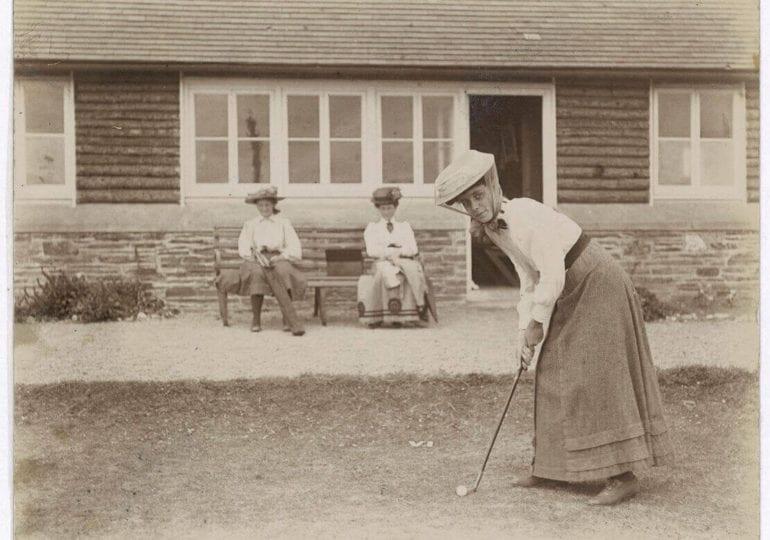 Die Rolle des Damengolfs in der Geschichte des Golfsports
