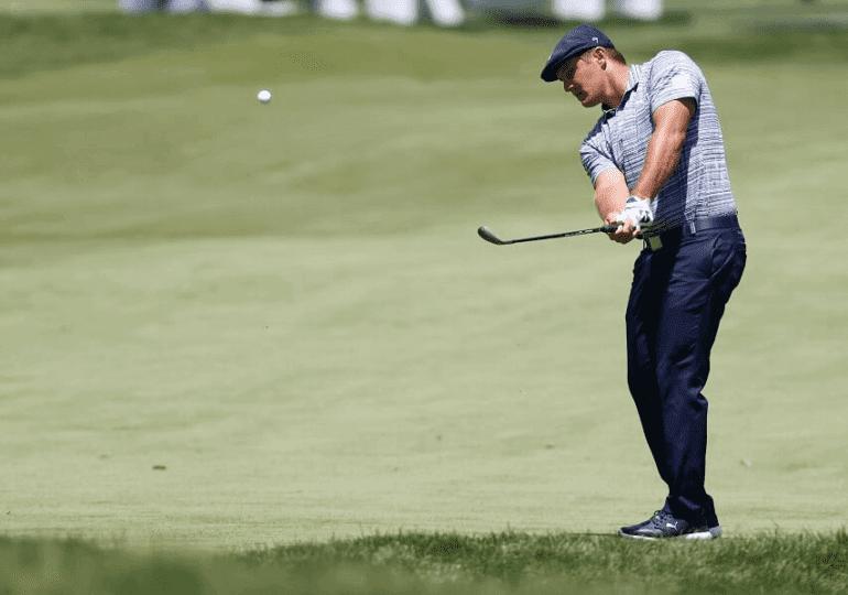 US Open: Erste Major-Trophäe für Bryson DeChambeau