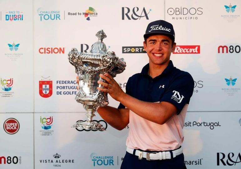 Iberian Swing: Südafrikaner Garrick Higgo gewinnt die Open de Portugal