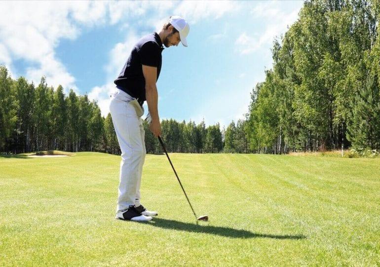 Golf spielen lernen #10: Das Setup für den richtigen Golfschwung