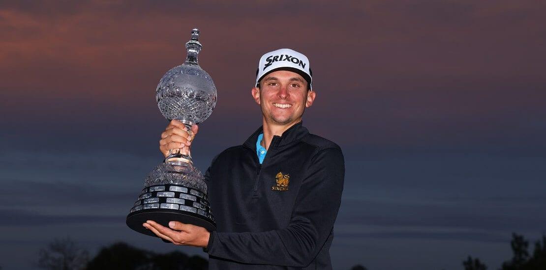 Irish Open: John Catlin gewinnt seinen zweiten Tour-Titel des Monats