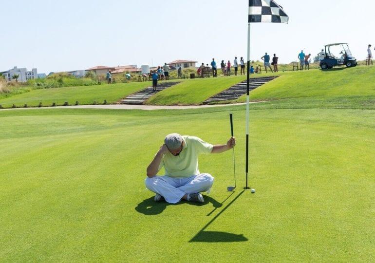 Golfturniere: Woher kommt die Angst vor dem ersten Abschlag?