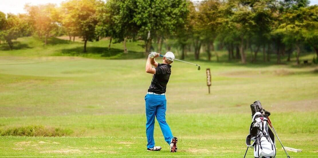 Golf spielen lernen #13: Der Durchschwung