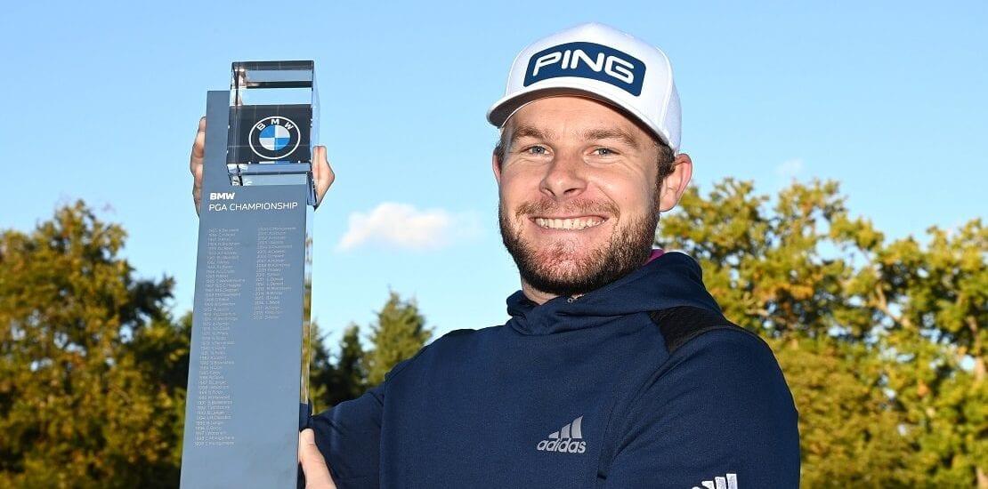 Kaymer unter den Top 10 bei der BMW PGA Championship