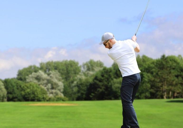 Golf spielen lernen #12: Der Abschwung