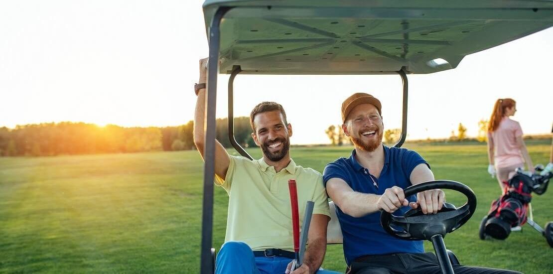 Und was passiert sonst so? Fünf kuriose Fakten aus dem Golfsport