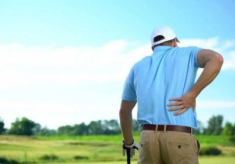 Schmerzen im Golf müssen individuell behandelt werden: Gastbeitrag von Chris Marquardt