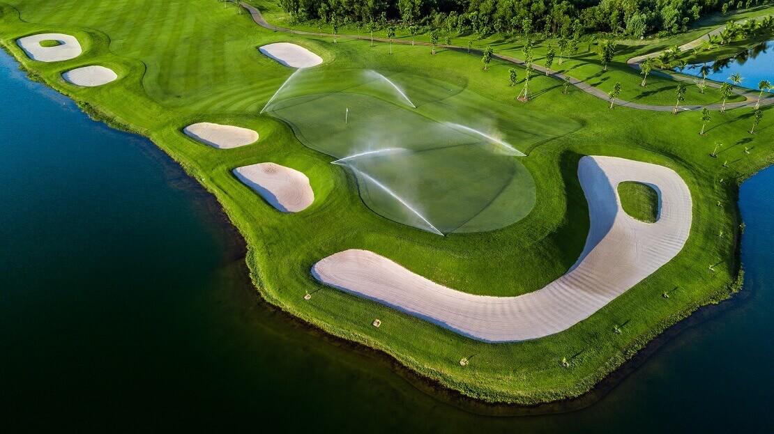 Planung und Gestaltung des Golfplatzes: Der Beruf des Golfplatzarchitekten