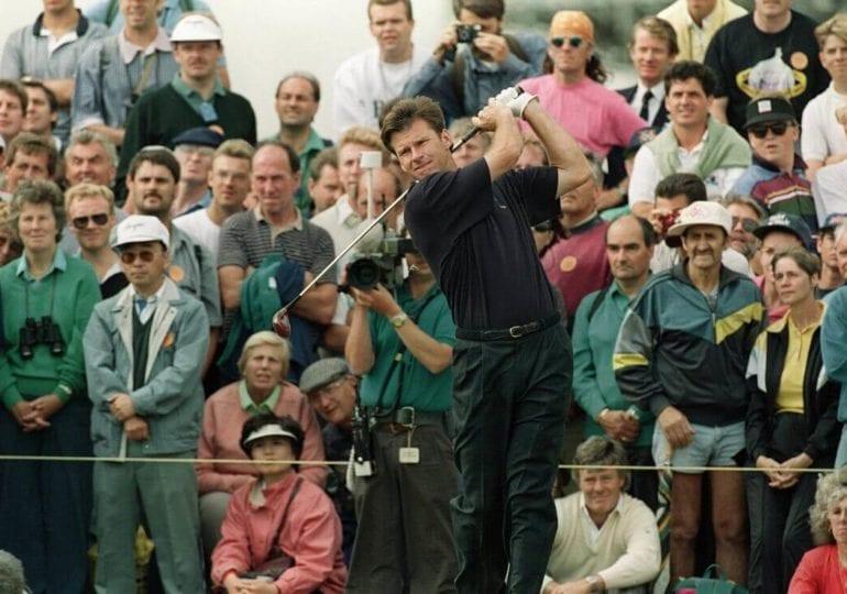 Golfspieler und ihr Leben #12: Nick Faldo