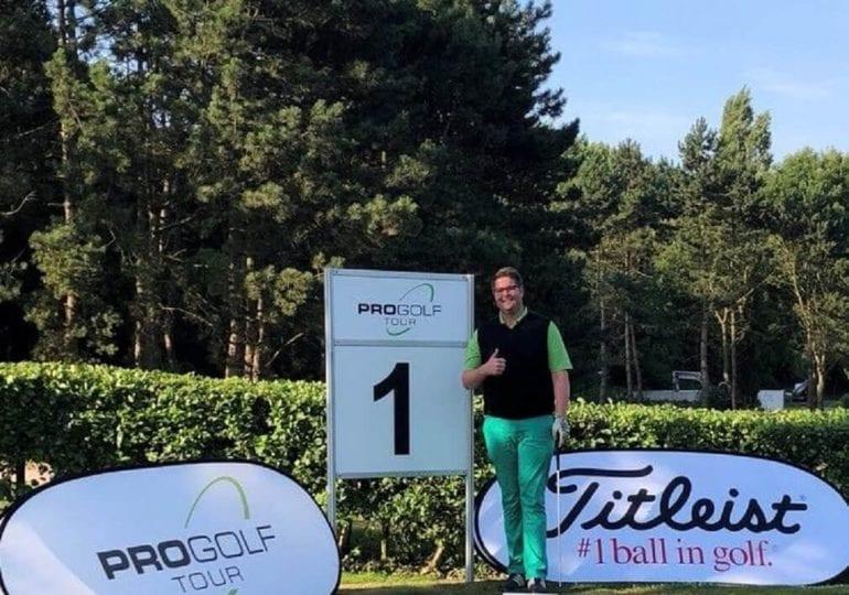 Immer den Spaß bewahren: Als Amateur auf der Pro Golf Tour