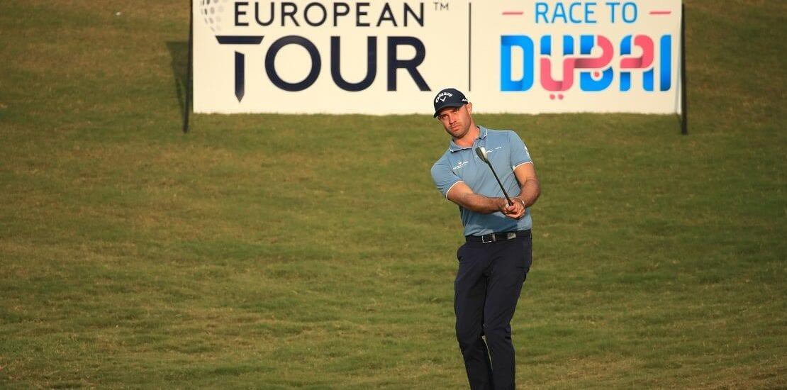 European Tour: Bernd Ritthammer auf Zypern in der Top Ten