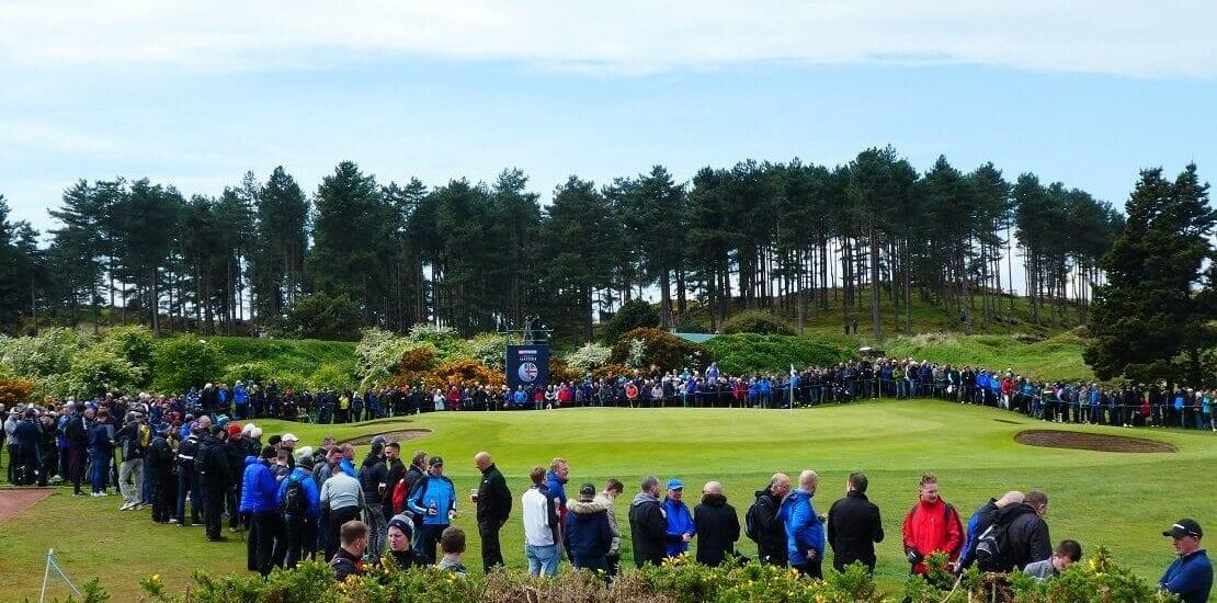 Über die Bedeutung der Fans im Golfsport