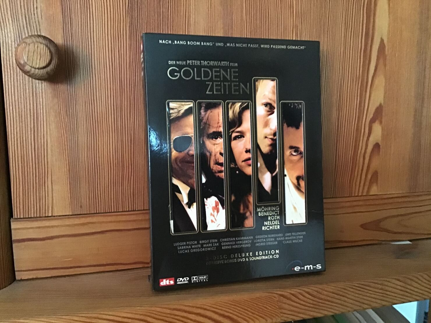 Cover des Films Goldene Zeiten