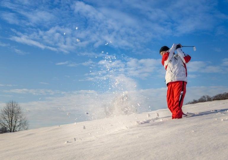 Fünf Tipps für die Wintertage auf dem Golfplatz
