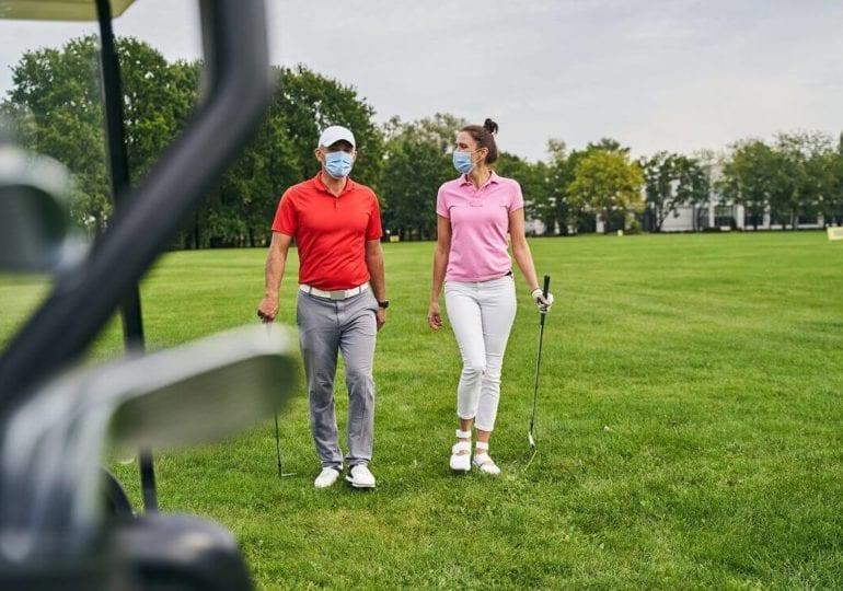 Fünf Tipps für ein sicheres Golfspiel in Corona-Zeiten