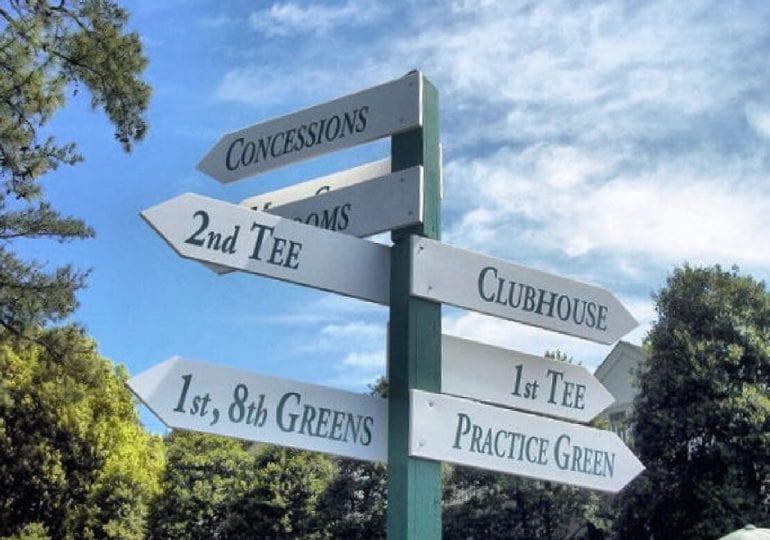 Überblick: Die Rekordzahlen aus dem Augusta National Golf Club