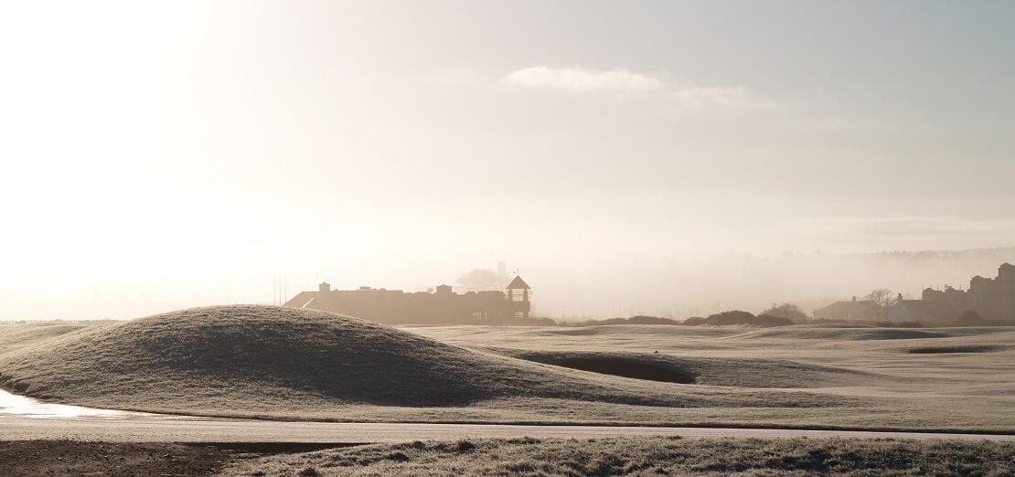 Top 3: Golf spielen auf Europas Plätzen im Winter