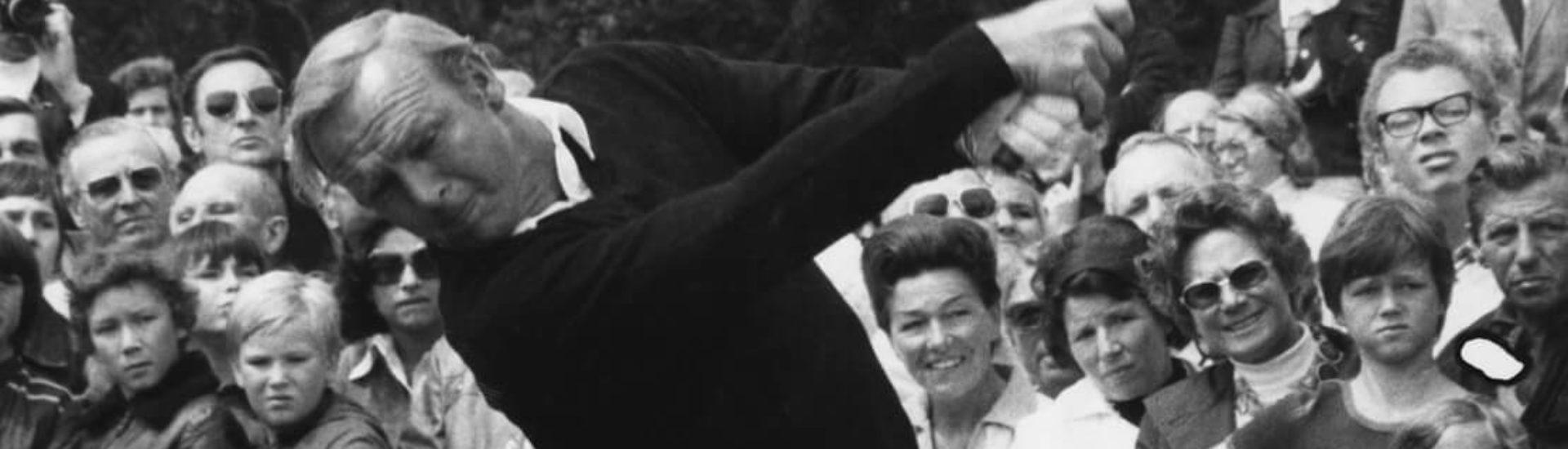 Golf-Stars und ihr Leben #15: Arnold Palmer