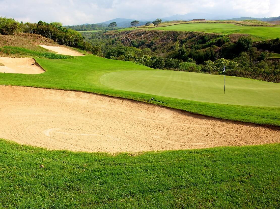 Plantation Course des Kapalua Golf Resort