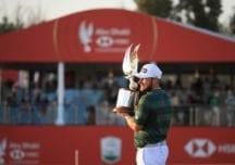 Abu Dhabi HSBC Championship: Tyrrell Hatton gewinnt sechsten Tour-Titel