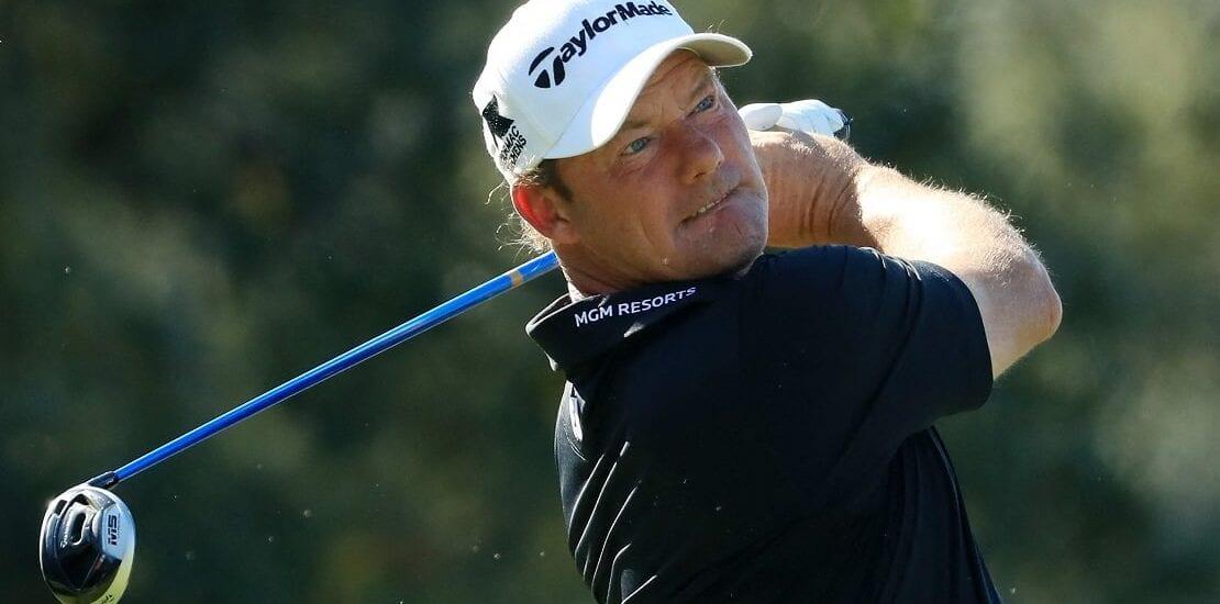 Alex Cejka gibt sein Debüt auf der PGA Tour Champions
