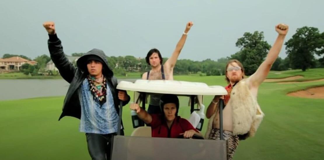 Golf in Musikvideos #2: Oh Oh Oh und 2. Oh von den Golf Boys