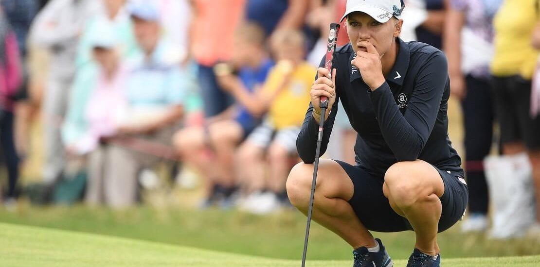 """LPGA """"Drive On""""-Geschichte: Madelene Sagström spricht über sexuellen Missbrauch"""