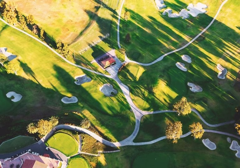 Golf- und Filmbühne in Los Angeles: The Riviera Country Club