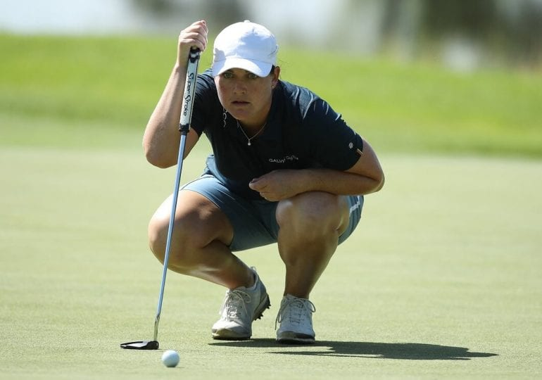 Deutsches Quartett teet auf der LPGA Tour auf