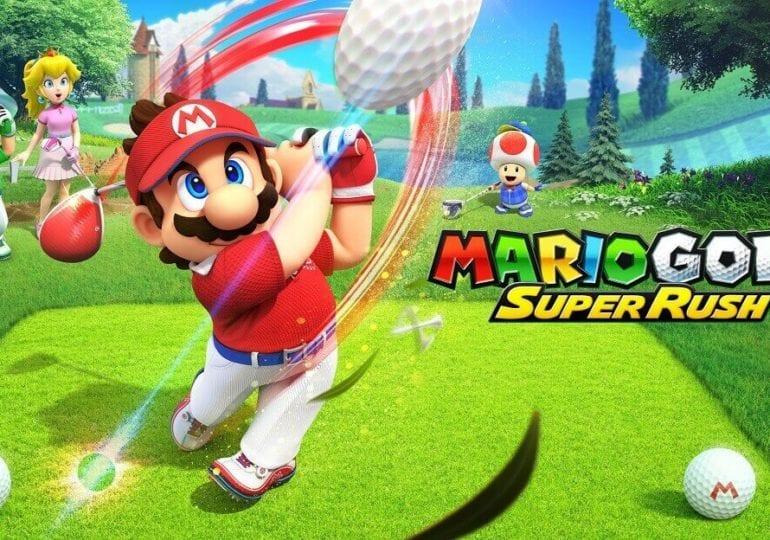 Super Mario feiert Golf-Comeback auf der Switch