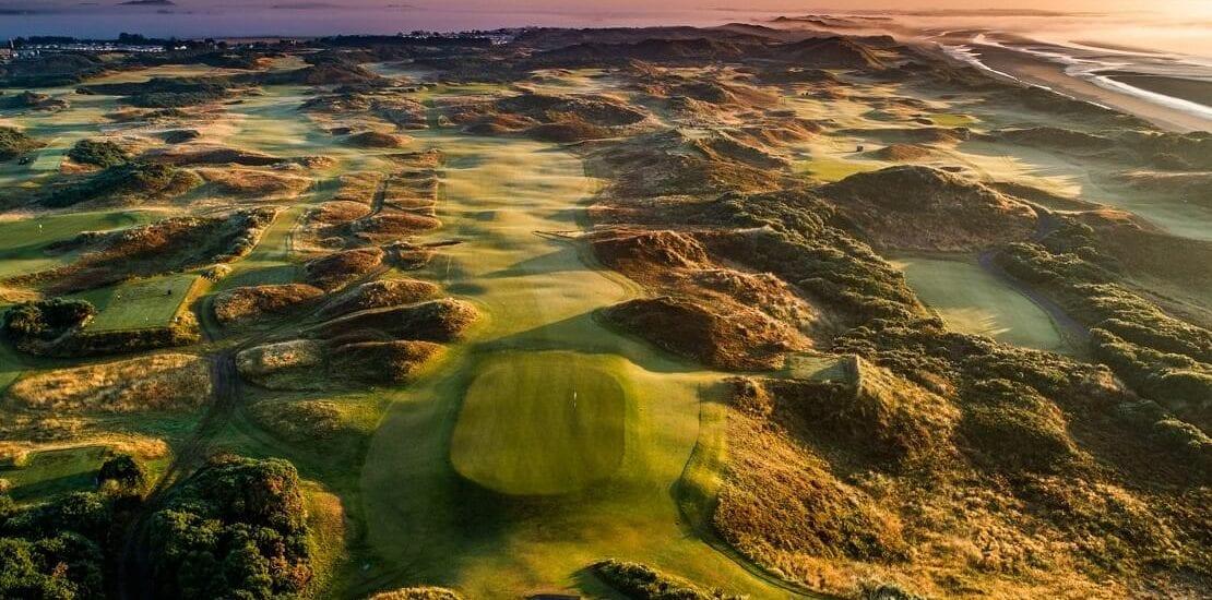 Happy St. Patrick's Day! Drei traumhafte Golfplätze in Irland