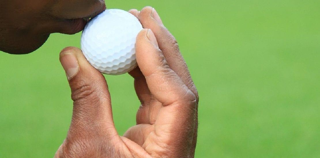 Die Rituale der Golfprofis #2: So wichtig ist der richtige Ball