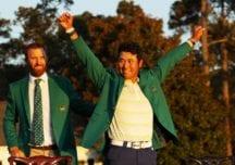 US Masters 2021: Matsuyama siegt und übernimmt Johnsons Jackett