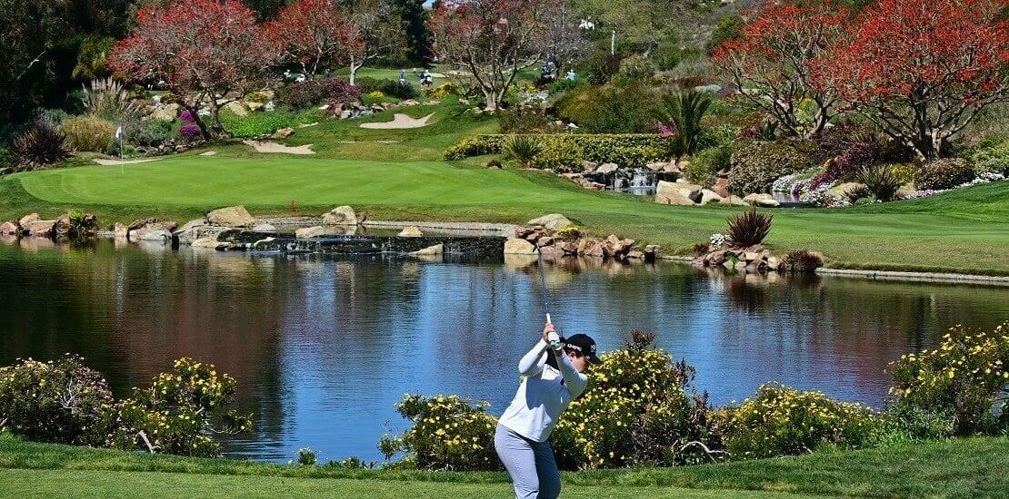 Großes Prestige über Ostern beim Internationalen Damen-Golf
